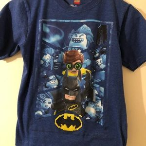 LEGO Batman boys tee